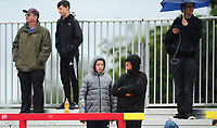 Preston North End fans enjoy the pre-match atmosphere <br /> <br /> Photographer Kevin Barnes/CameraSport<br /> <br /> The Carabao Cup - Accrington Stanley v Preston North End - Tuesday 8th August 2017 - Crown Ground - Accrington<br />  <br /> World Copyright &copy; 2017 CameraSport. All rights reserved. 43 Linden Ave. Countesthorpe. Leicester. England. LE8 5PG - Tel: +44 (0) 116 277 4147 - admin@camerasport.com - www.camerasport.com