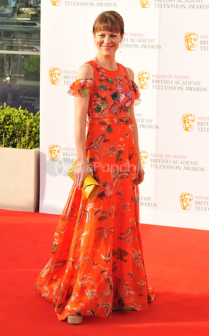 Helen McCrory at the British Academy (BAFTA) Television Awards 2016, Royal Festival Hall, Belvedere Road, London, England, UK, on Sunday 08 May 2016.<br /> CAP/CAN<br /> &copy;CAN/Capital Pictures /MediaPunch ***NORTH AMERICAN AND SOUTH AMERICAN SALES ONLY***