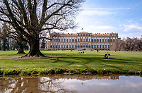 Monza, Villa Reale (1777, Piermarini) ---- Monza, Royal Villa (1777, Piermarini)