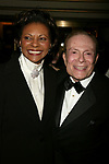 Leslie Uggams and Jerry Herman attending the Opening Night performance for<br />