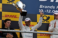 DTM 2018 at Brands Hatch. #2 Gary Paffett. Mercedes-AMG DTM Team HWA. Mercedes-AMG C 63 DTM.