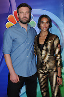 www.acepixs.com<br /> March 2, 2017  New York City<br /> <br /> Clive Standen and Brooklyn Sudano attending the NBCUniversal Press Junket for midseason at the Four Seasons Hotel New York on March 2, 2017 in New York City.<br /> <br /> Credit: Kristin Callahan/ACE Pictures<br /> <br /> Tel: 646 769 0430<br /> Email: info@acepixs.com