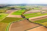 Nederland, Zeeland, Zuid-Beveland, 09-05-2013; Oudekamersedijk en Oudland ten westen van Nisse. Oude polders in de Zak van Zuid-Beveland.<br /> Old Polders in Zealand (Soutthwest Holland).<br /> luchtfoto (toeslag op standard tarieven);<br /> aerial photo (additional fee required);<br /> copyright foto/photo Siebe Swart.