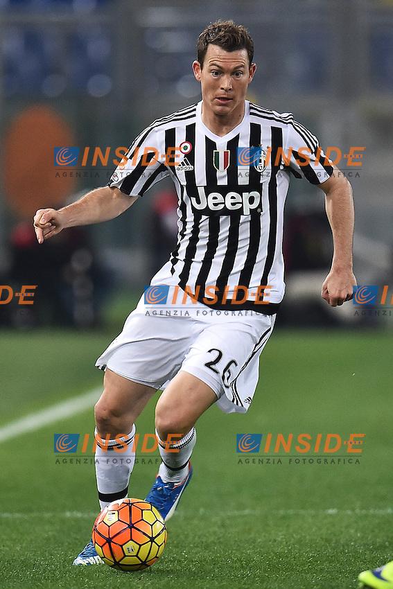 Stephan Lichtsteiner Juventus <br /> Roma 04-12-2015 Stadio Olimpico Football Calcio 2015/2016 Serie A Lazio - Juventus Foto Andrea Staccioli / Insidefoto