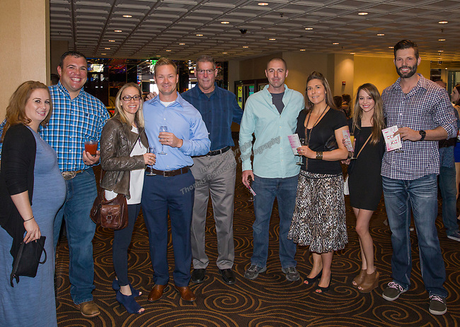 A photograph of the Heels and Hounds Bubbles and Brunch on Sunday, April 8, 2018 in the Atlantis Casino Resort Grand Ballroom.