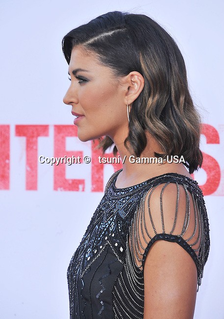 Jessica Szohr 165 arriving at The Internship Premiere at the Westwood Village Theatre in Los Angeles.
