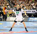 12.01.2019, Mercedes Benz Arena, Berlin, GER, Germany vs. Brazil, im Bild <br /> Paul Drux (GER #95)<br /> <br />      <br /> Foto &copy; nordphoto / Engler