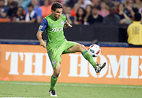 Washington, D.C. - June 1, 2016: The Seattle Sounders FC defeated D.C. United 2-0 in an MLS match at RFK Stadium.