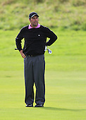 European Ryder Cup Captain, Jose Maria Olazabal (ESP) during the second round of the 2012 Johnnie Walker Championships which are being played over the PGA Centenary Course at Gleneagles from 23rd to 26thh August 2012: Picture Stuart Adams www.golftourimages.com: 24th August 2012