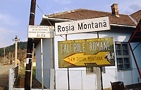 2003 / THE GOLD OF ROSIA MONTANA