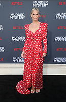 LOS ANGELES, CA - JUNE 10: Molly Sims, at the Los Angeles Premiere Screening of Murder Mystery at Regency Village Theatre in Los Angeles, California on June 10, 2019. <br /> CAP/MPIFS<br /> ©MPIFS/Capital Pictures