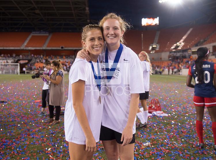 Sam Mewis, Abby Dahlkemper | International Sports Images