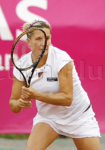 16 05 2010  Mary Elena Camerin ITA during the qualifications at the Strasbourg Womens Tennis Tour (WTA).