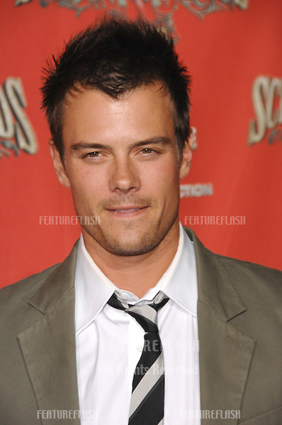 JOSH DUHAMEL at the Spike TV Scream Awards 2006 at the Pantages Theatre, Hollywood..October 7, 2006  Los Angeles, CA.Picture: Paul Smith / Featureflash