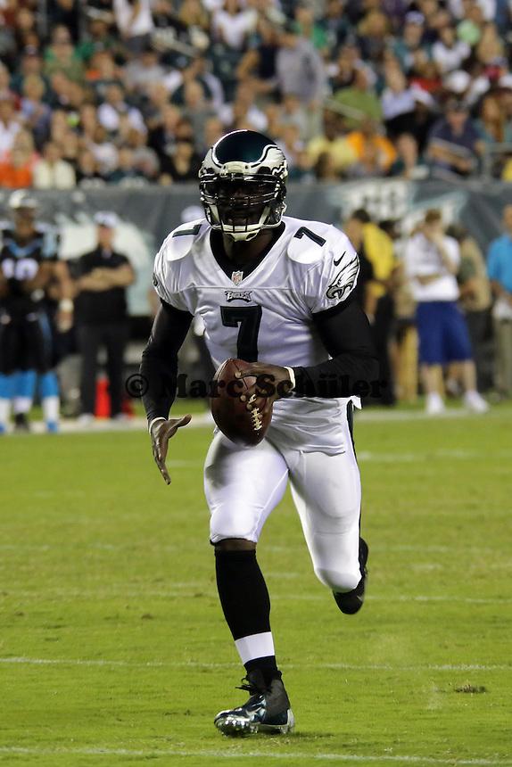 QB Michael Vick (Eagles) - Philadelphia Eagles vs. Carolina Panthers, Lincoln Financial Field