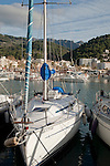 Soller Port, Majorca -  Mallorca, Spain