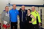 Coaches at Drogheda Boxing Club, Moneymore...Photo NEWSFILE/Jenny Matthews..(Photo credit should read Jenny Matthews/NEWSFILE)