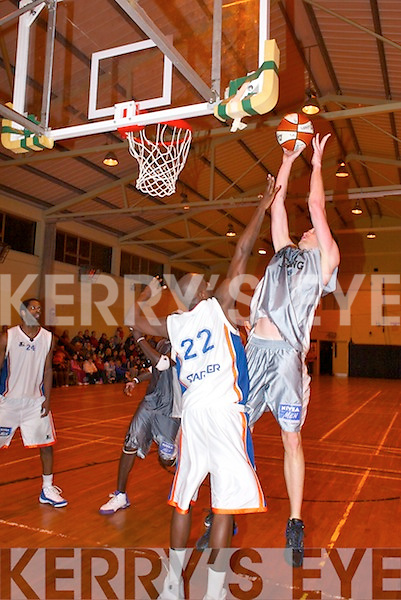 Mustang Sally St Pauls v Star of the Seas in their Superleague clash in Killarney.