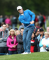 Rory Mcilroy - PGA European Tour Golf at Wentworth, Surrey 23/05/14 - MANDATORY CREDIT: Rob Newell/TGSPHOTO - Self billing applies where appropriate - 0845 094 6026 - contact@tgsphoto.co.uk - NO UNPAID USE