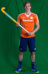 ARNHEM -  JORRIT CROON , lid trainingsgroep Nederlands hockeyteam heren. COPYRIGHT KOEN SUYK
