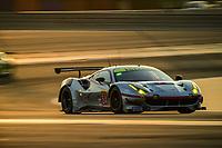 #54 SPIRIT OF RACE (CHE) FERRARI 488 GTE LMGTE AM THOMAS FLOHR (CHE) FRANCESCO CASTELLACCI (ITA) MIGUEL MOLINA (ESP)
