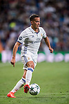 Lucas Vazquez of Real Madrid in action during their 2016-17 UEFA Champions League match between Real Madrid vs Sporting Portugal at the Santiago Bernabeu Stadium on 14 September 2016 in Madrid, Spain. Photo by Diego Gonzalez Souto / Power Sport Images