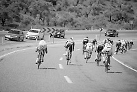 descending fast on the highway...<br /> <br /> Tour of Turkey 2014<br /> stage 6