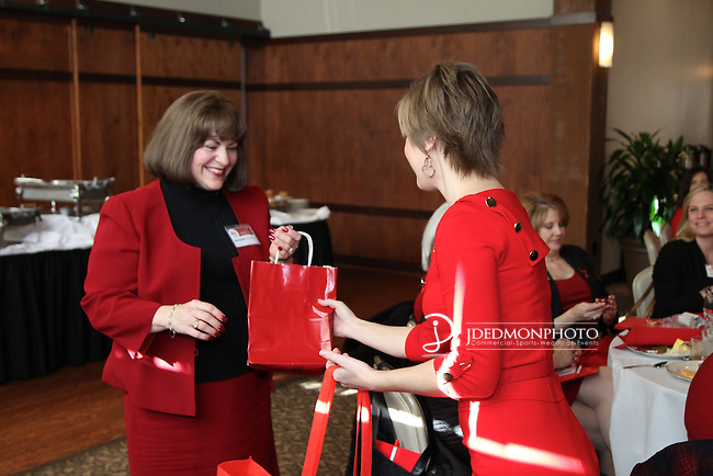 Go Red For Women Breakfast at Byrons Southend.