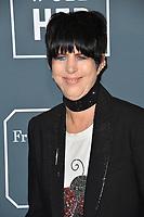 SANTA MONICA, USA. January 12, 2020: Diane Warren at the 25th Annual Critics' Choice Awards at the Barker Hangar, Santa Monica.<br /> Picture: Paul Smith/Featureflash