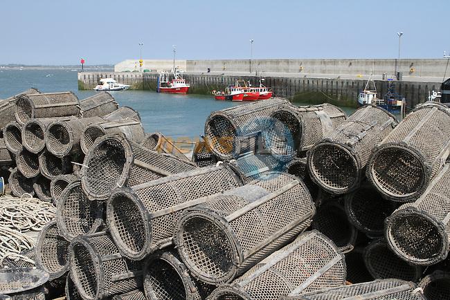 Clogherhead Fishing...(Photo Jenny Matthews/www.newsfile.ie)