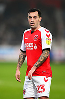 Fleetwood Town's Ross Wallace looks on<br /> <br /> Photographer Richard Martin-Roberts/CameraSport<br /> <br /> The EFL Sky Bet League One - Fleetwood Town v Doncaster Rovers - Wednesday 26th December 2018 - Highbury Stadium - Fleetwood<br /> <br /> World Copyright © 2018 CameraSport. All rights reserved. 43 Linden Ave. Countesthorpe. Leicester. England. LE8 5PG - Tel: +44 (0) 116 277 4147 - admin@camerasport.com - www.camerasport.com