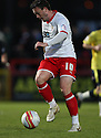 Craig Reid of Stevenage. - Stevenage v Carlisle United - npower League 1 - Lamex Stadium, Stevenage - 17th April, 2012. © Kevin Coleman 2012