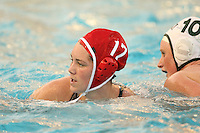 2 February 2007: Jessica Steffens during Stanford's 10-6 win over Hawaii at the Avery Aquatic Center in Stanford, CA.