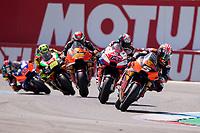 JOHANN ZARCO - FRENCH - RED BULL KTM FACTORY RACING - KTM<br /> FRANCESCO BAGNAIA - ITALIAN - ALMA PRAMAC RACING - DUCATI<br /> POL ESPARGARO - SPANISH - RED BULL KTM FACTORY RACING - KTM<br /> ANDREA IANNONE - ITALIAN - APRILIA RACING TEAM GRESINI - APRILIA<br /> Assen 30/06/2019  <br /> Moto Gp Paesi Bassi Olanda 2019 <br /> Foto Vincent Guignet / Panoramic / Insidefoto