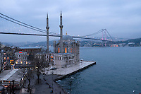 Turkey, Istanbul, Ortaköy, Mosque