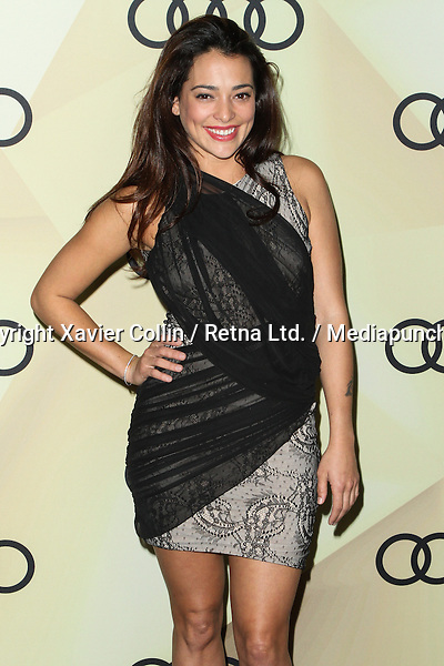 LOS ANGELES, CA - JANUARY 06: Natalie Martinez arrives at the Audi Golden Globe 2013 Kick Off Cocktail Party held at Cecconi's Restaurant on January 6, 2013 in Los Angeles, California. Photo Credit: Xavier Collin / Retna Ltd. / Mediapunch Inc