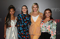 LOS ANGELES, CA - MAY 29: Logan Browning, Gillian Jacobs, June Diane Raphael, Justina Machado, at the #NETFLIXFYSEE Comediennes: In Conversation Event at NETFLIX FYSEE Raleigh Studios in Los Angeles, California on May 29, 2018. <br /> CAP/MPI/FS<br /> &copy;FS/MPI/Capital Pictures