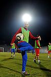 FUDBAL, JOHANEZBURG, 20. Jun. 2010. - Milan Jovanovic. Vecernji trening reprezentacije Srbije na Rand stadionu pred mec sa Australijom. Foto: Nenad Negovanovic