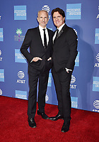 PALM SPRINGS, CA - JANUARY 03: John DeLuca (L) and Rob Marshall attend the 30th Annual Palm Springs International Film Festival Film Awards Gala at Palm Springs Convention Center on January 3, 2019 in Palm Springs, California.<br /> CAP/ROT/TM<br /> &copy;TM/ROT/Capital Pictures