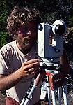 Orca researcher David Briggs tracking orcas