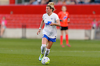 Bridgeview, IL - Saturday June 18, 2016: Kassey Kallman during a regular season National Women's Soccer League (NWSL) match between the Chicago Red Stars and the Boston Breakers at Toyota Park.
