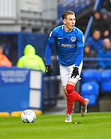 Ronan Curtis of Portsmouth during Portsmouth vs Gillingham, Sky Bet EFL League 1 Football at Fratton Park on 6th October 2018