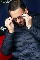 Getafe CF's coach Jose Bordalas during La Liga match. January 6,2018. (ALTERPHOTOS/Acero) /NortePhoto.com NORTEPHOTOMEXICO