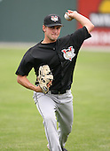 2007 Tri-City Valley Cats.Class-A affiliate of the Houston Astros.New York-Penn League.Photo By:  Mike Janes