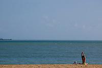 Fortaleza_CE, Brasil...Praia de Mucuripe em Fortaleza, Ceara...Mucuripe beach in Fortaleza, Ceara...Foto: BRUNO MAGALHAES / NITRO