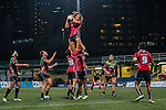 Borneo Eagles vs Tradition YCAC during day 1 of the 2014 GFI HKFC Tens at the Hong Kong Football Club on 26 March 2014. Photo by Juan Flor / Power Sport Images
