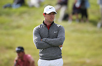 Rory McIlroy (NIR) messed up the last hole but one to watch over the weekend, during Round Two of the 100th Open de France, played at Le Golf National, Guyancourt, Paris, France. 01/07/2016. Picture: David Lloyd | Golffile.<br /> <br /> All photos usage must carry mandatory copyright credit (&copy; Golffile | David Lloyd)