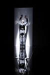 DON QUICHOTTE....Choregraphie : BOIVIN Dominique..Compagnie : beau geste..Avec :..BOIVIN Dominique..Lieu : Centre National de la danse..Cadre : Rencontres choregraphiques internationales de Seine Saint Denis..Ville : Pantin..Le : 25 05 2009..© Laurent PAILLIER / photosdedanse.com