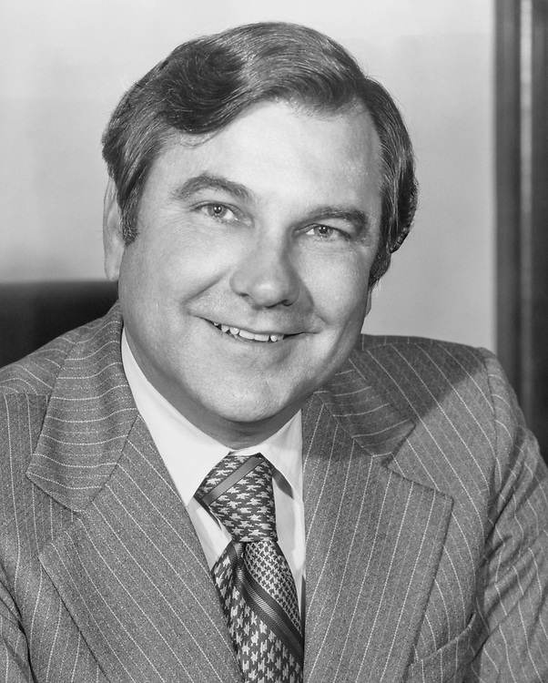 Sen. Walter Dee Huddleston, D-Ky. in 1983. (Photo by CQ Roll Call)
