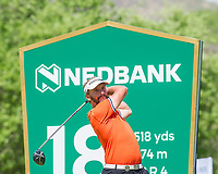 Joost Luiten (NED) during the final round at the Nedbank Golf Challenge hosted by Gary Player,  Gary Player country Club, Sun City, Rustenburg, South Africa. 17/11/2019 <br /> Picture: Golffile | Tyrone Winfield<br /> <br /> <br /> All photo usage must carry mandatory copyright credit (© Golffile | Tyrone Winfield)